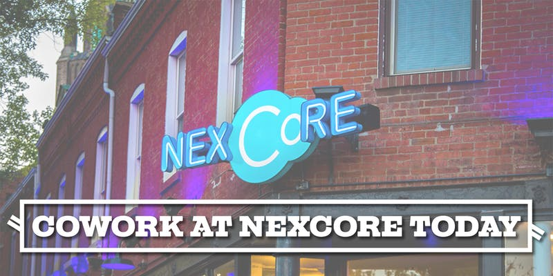 Cowork at NexCore Today